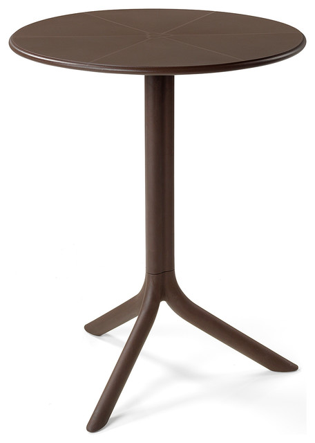 Spritz Side Table, Brown.