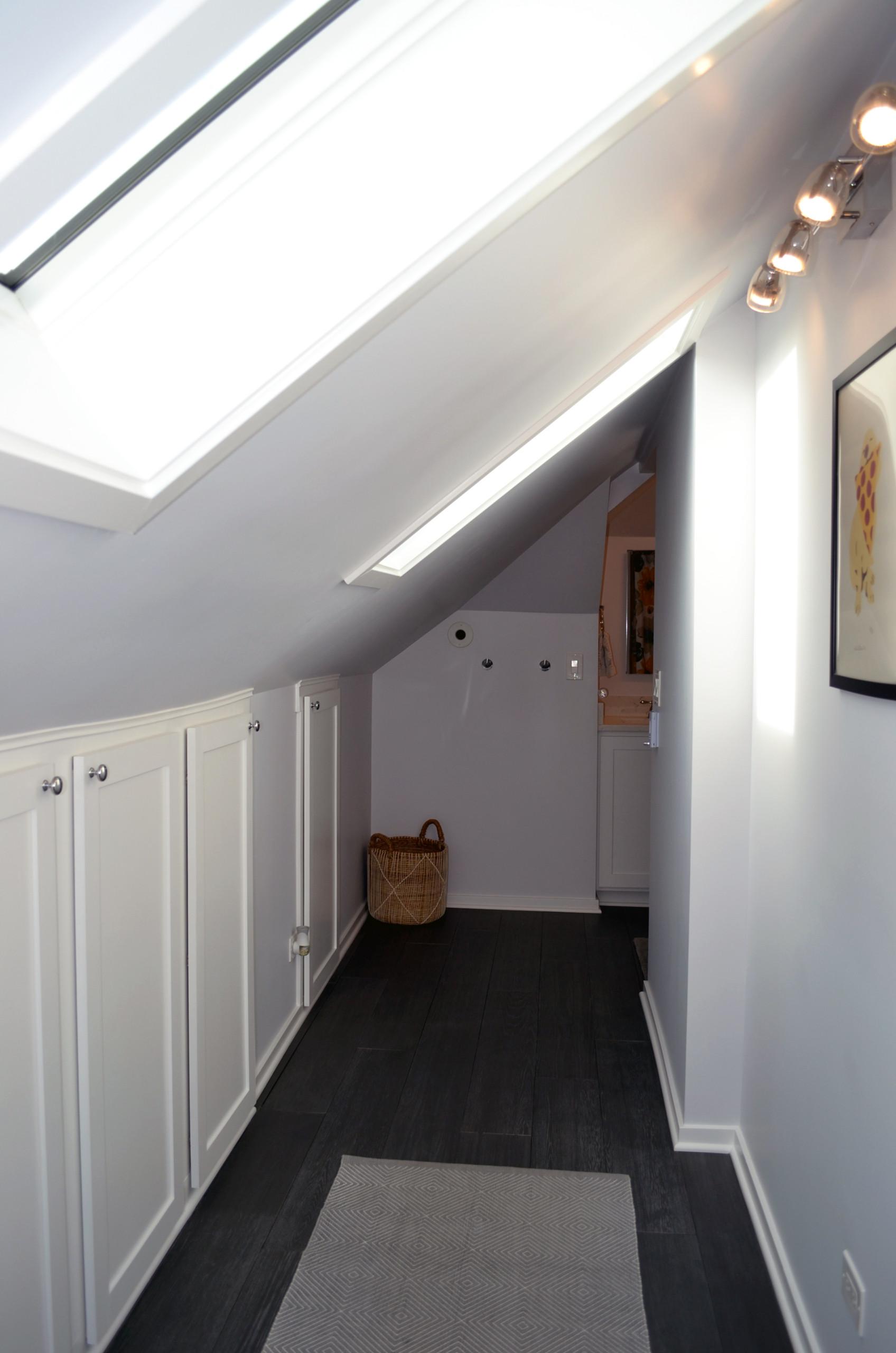 Skokie - Bathroom reconfiguration