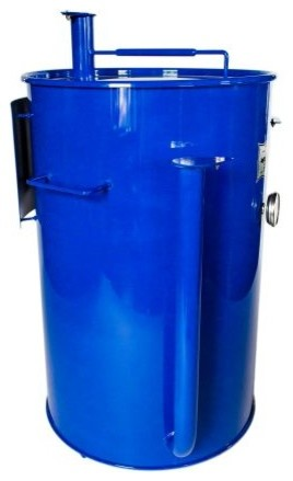 Gateway Drum Smoker 55 Gallon, Royal.
