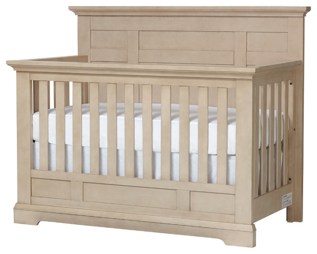 Centennial Centennial Chatham Flat Top 4 In 1 Crib