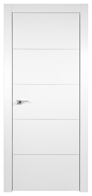 Arazzinni Smartpro 4h Polar White Modern Interior Door Doors By And Beyond