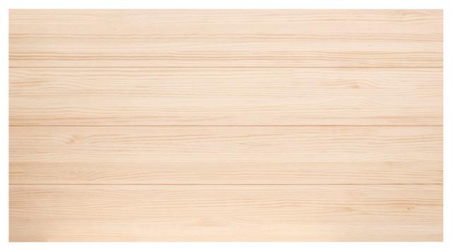 """Solid Wood Headboard, 63"""", Natural."""