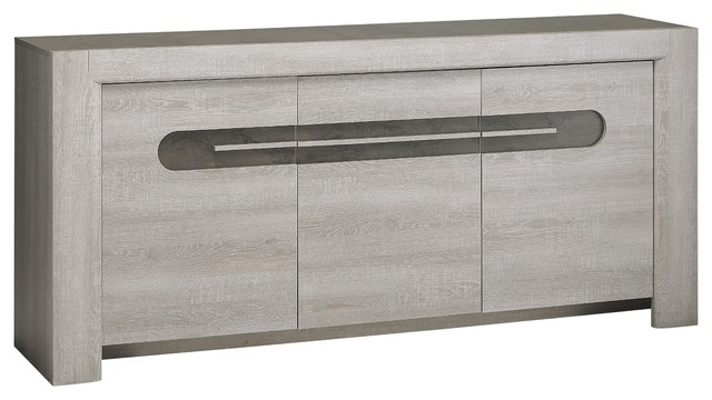 Sandro Sideboard, 3 Doors