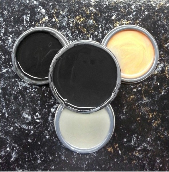 Countertop Paint Black : ... Small Project Countertop Paint Kit, Bombay Black contemporary-paint
