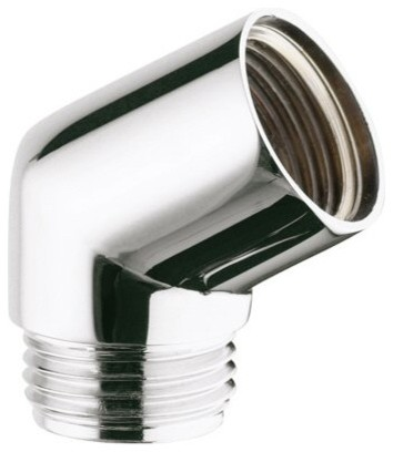 Lovely Grohe 28389000 Part Adapter Hand Held Shower Elbow Contemporary Showerhead  Parts