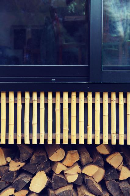 grisy par s de wao architecture. Black Bedroom Furniture Sets. Home Design Ideas