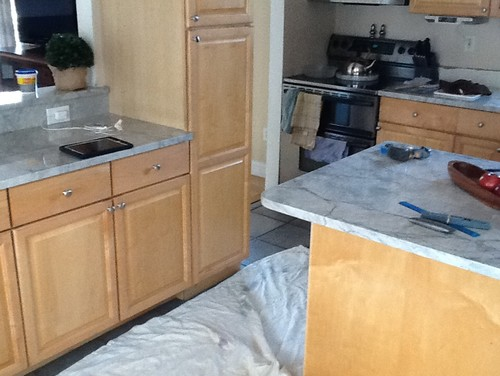 Professional Spray Or Hand Roll Kitchen Cabinets?