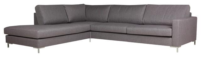 Sits quattro corner sofa contemporary corner sofas for Sofa quattro