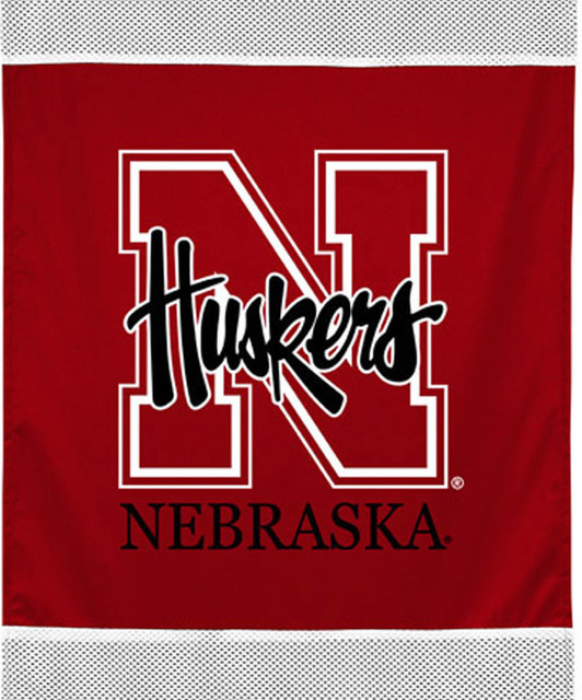 Sports Coverage Ncaa Nebraska Huskers Hockey Team Logo
