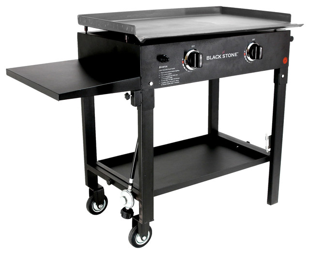 Griddle Cooking Station Contemporary Outdoor Grills