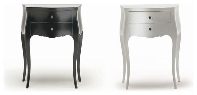 table de chevet concept classique chic table de chevet et table de nuit autres p rim tres. Black Bedroom Furniture Sets. Home Design Ideas