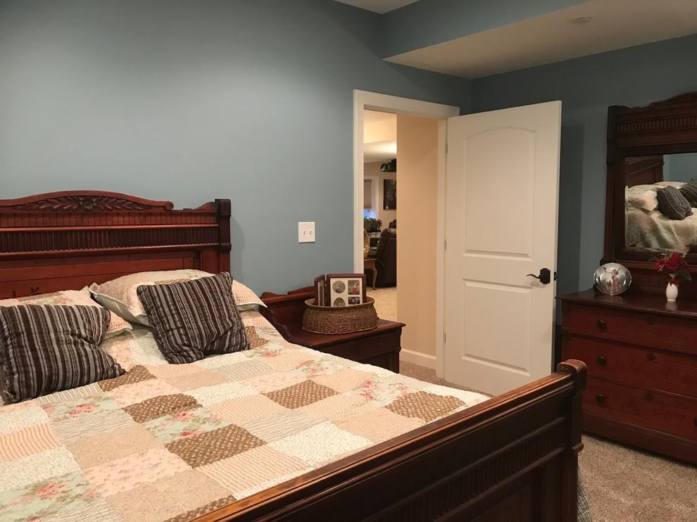 Finished Basement second bedroom