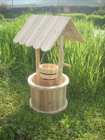 Wishing Well Planters Outdoor Wishing Wells By Dalian
