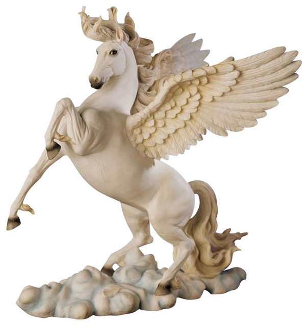 Pegasus by veronese contemporary decorative objects for Modern decorative objects