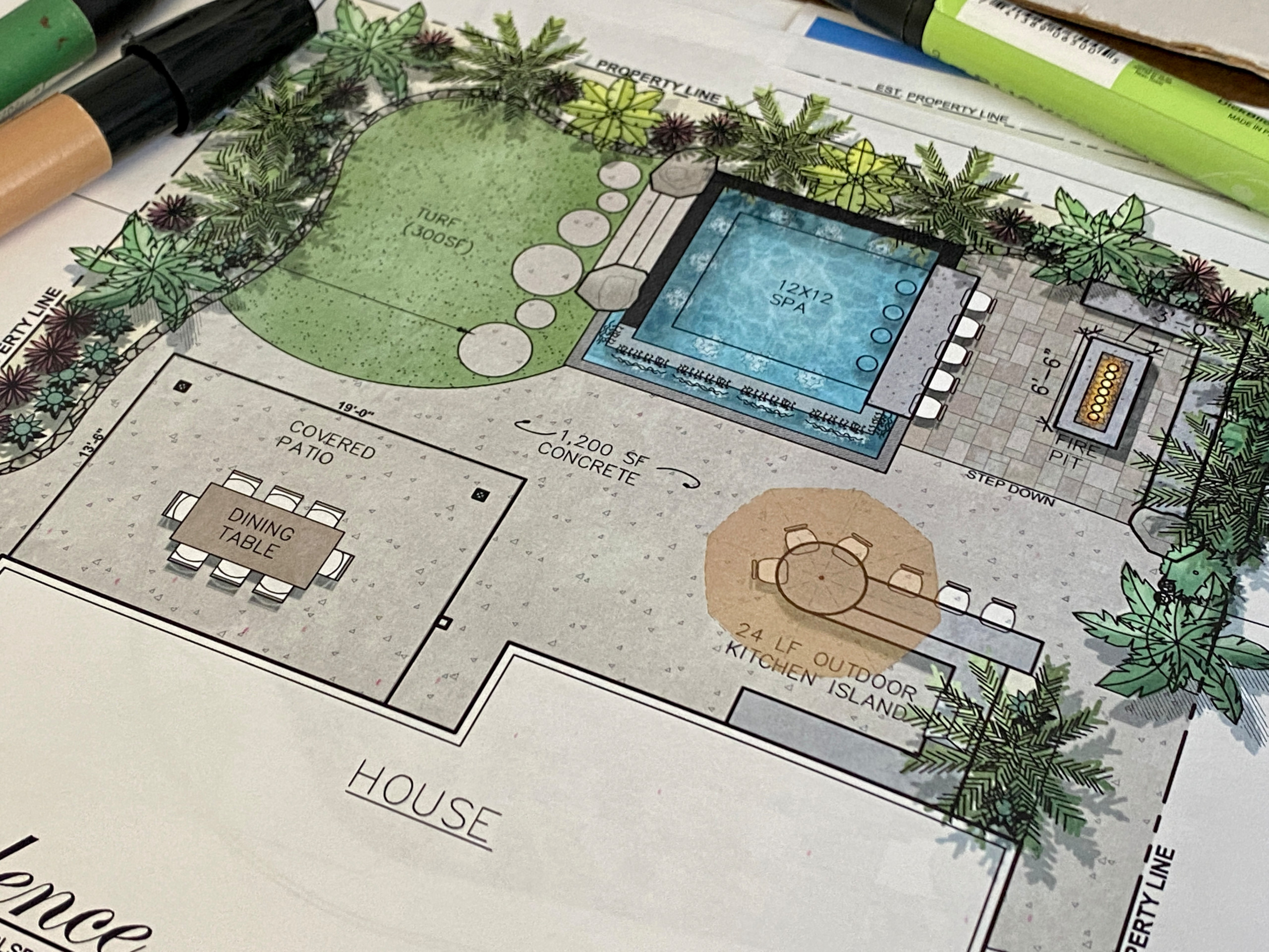 New Pool and Spa Design
