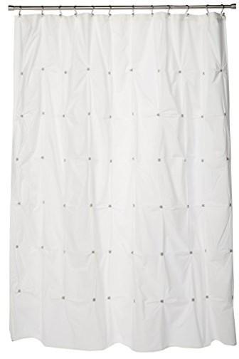 INK IVY II70 619 Masie Cotton Shower Curtain 72x72