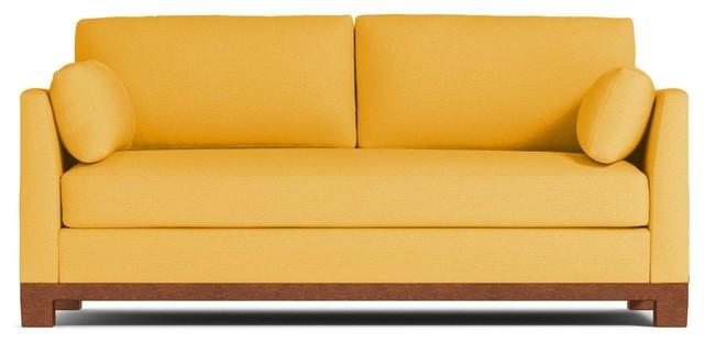 Avalon Queen Size Sleeper Sofa Contemporary Sleeper