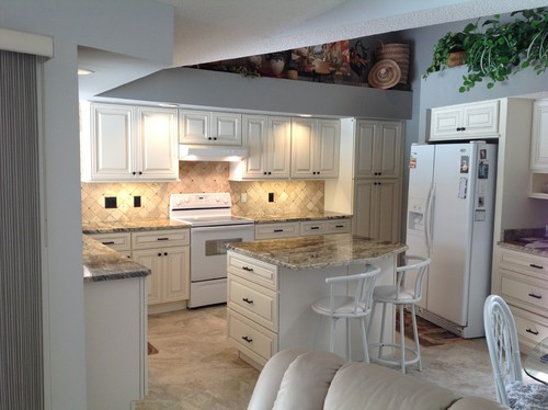 I Would Really Like To Share Recently Completed Charleston Antique White  Cabinets Photos With You For Your Upcoming Kitchen Project Hope You Will  Love It.
