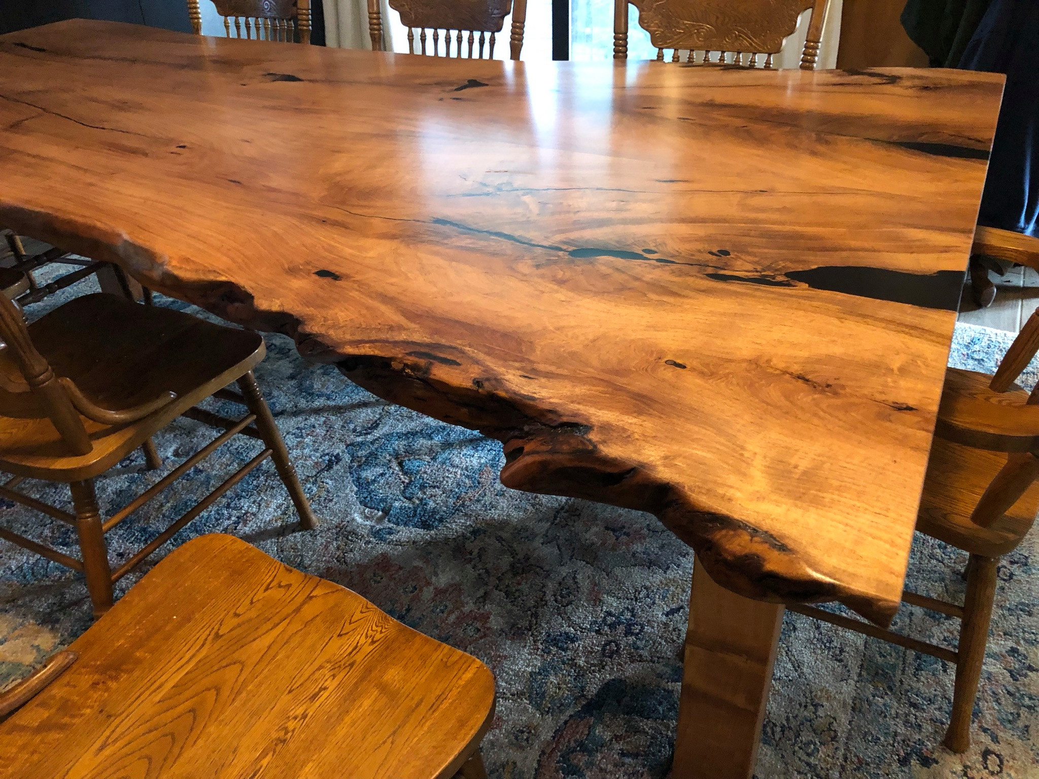 Mesquite Dining Table