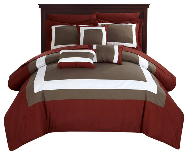 Chic Home Duke 10 Piece Comforter Set View In Your