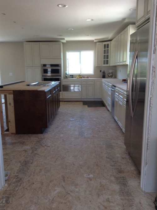 kitchens with two different colored countertops should i use two different color countertops in my kitchen 9635