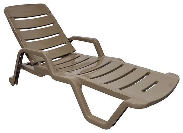 Adams 8010-96-3700 Chaise Lounge, Portobello