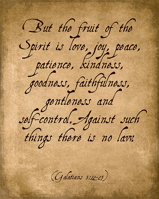 Keep Calm Collection But The Fruit Of The Spirit Is Love