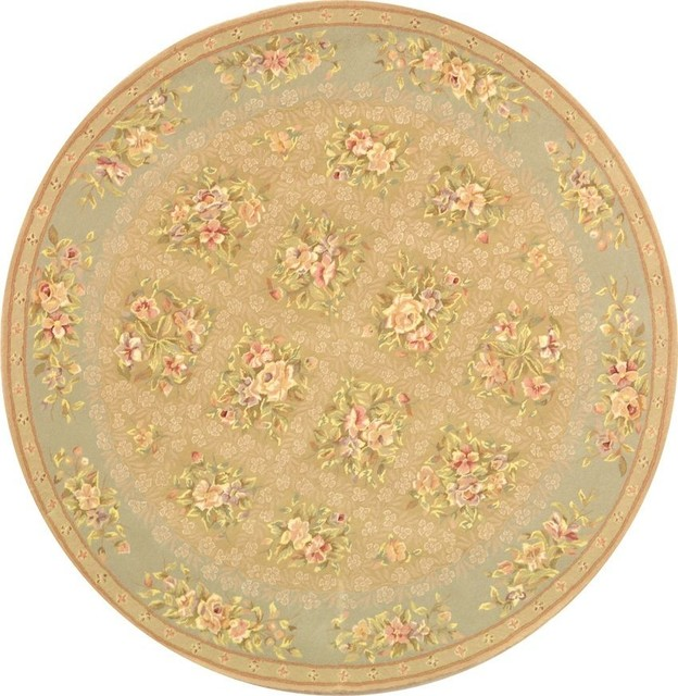 Country Amp Floral French Tapis Area Rug Area Rugs By Rugpal