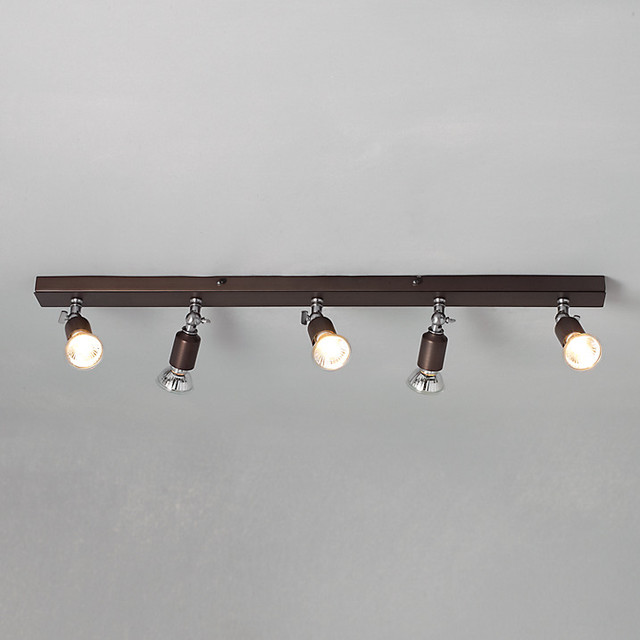 Bedroom Ceiling Lights John Lewis : Churchill spotlight ceiling bar modern track