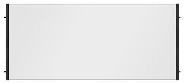 Opti-Myst Pro Glass Pane For Gbf1000-Pro Firebox.