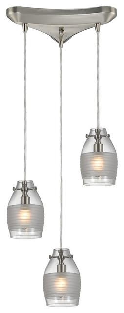 100 pendant lighting brushed nickel 6508791s 962 large led