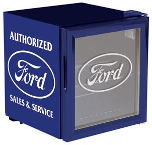 Ford Beverage Chiller.