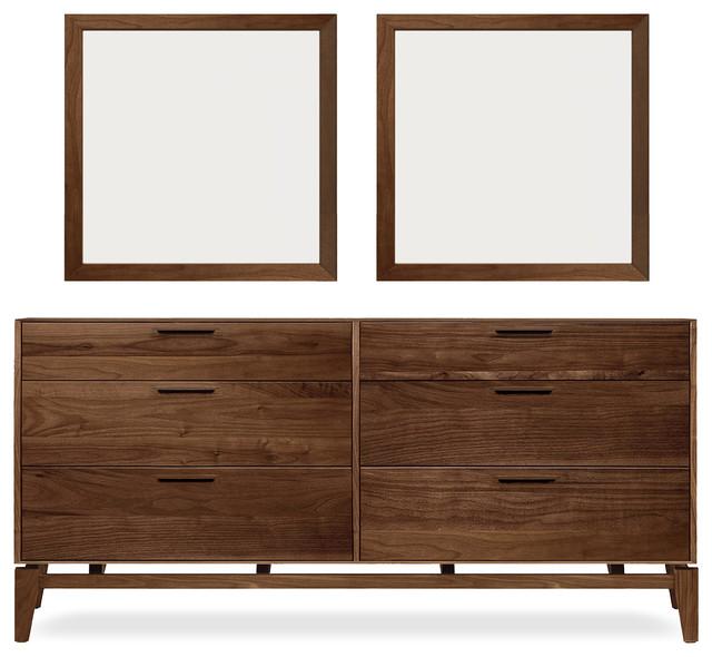 Soho 6 Drawer Dresser Contemporary Dressers by  : contemporary dressers from www.houzz.com size 640 x 590 jpeg 77kB