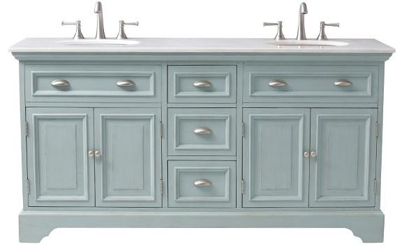 sa double vanity antique blue shabby chic style bathroom blue shabby chic furniture