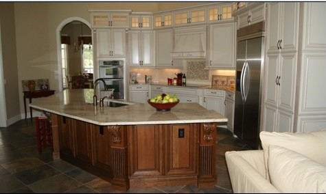 My Projects: Country French Kitchen