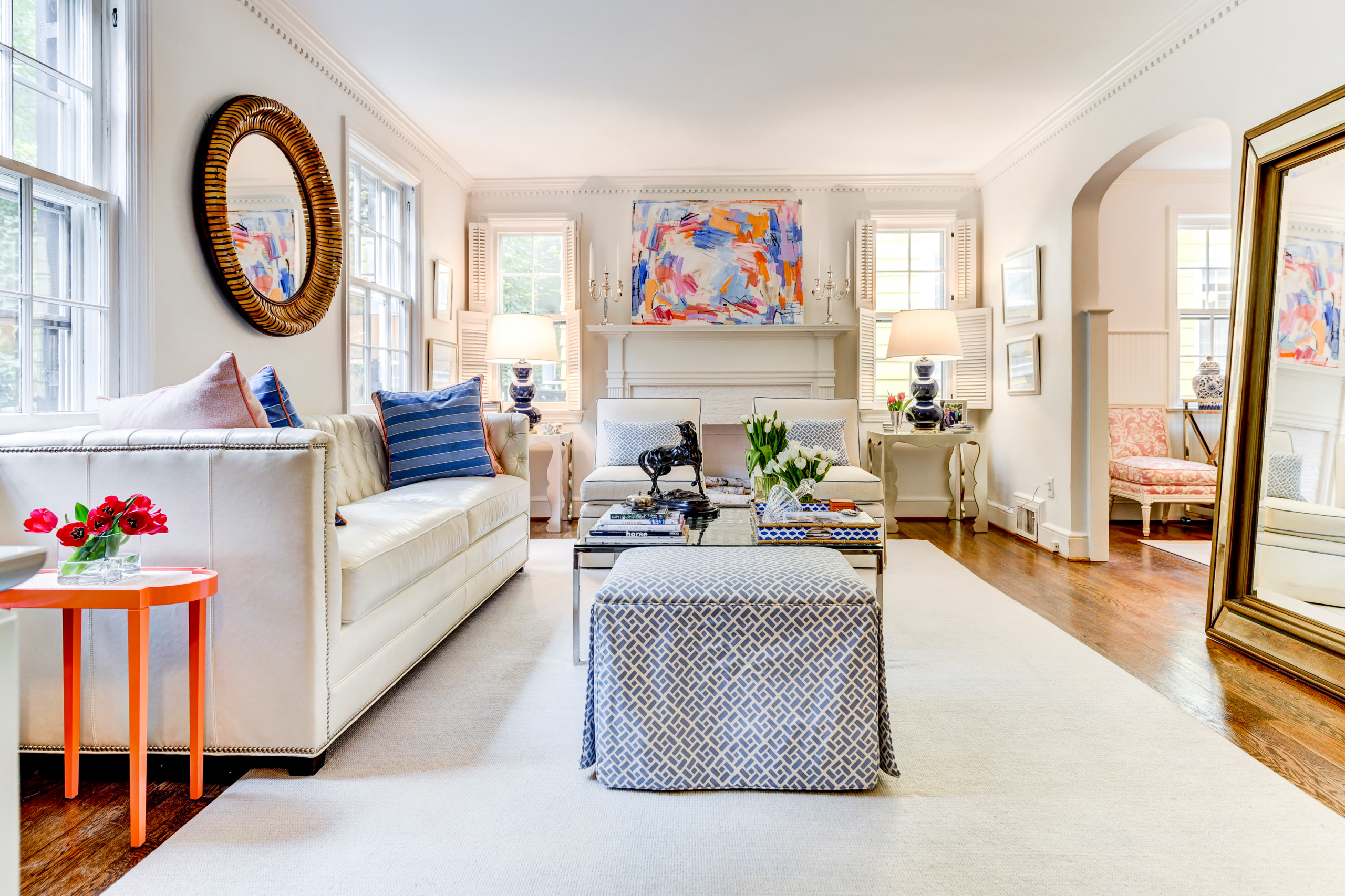 chevy chase living room