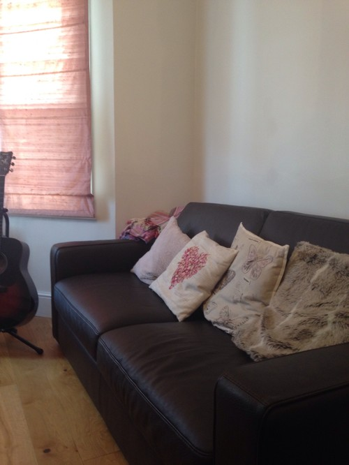 Not Sure What Colour Cushions Will Suit My Brown Leather Sofas