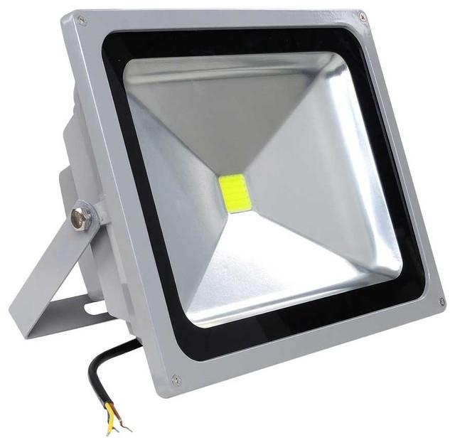 50w led flood light outdoor yard path signboard lighting. Black Bedroom Furniture Sets. Home Design Ideas