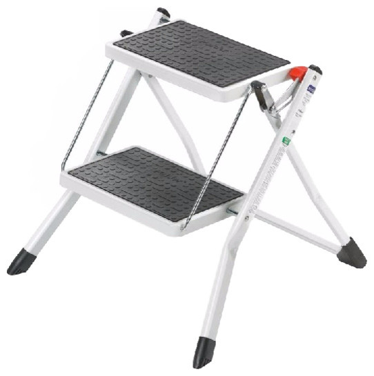 2 Step Stool Without Rail Contemporary Ladders And