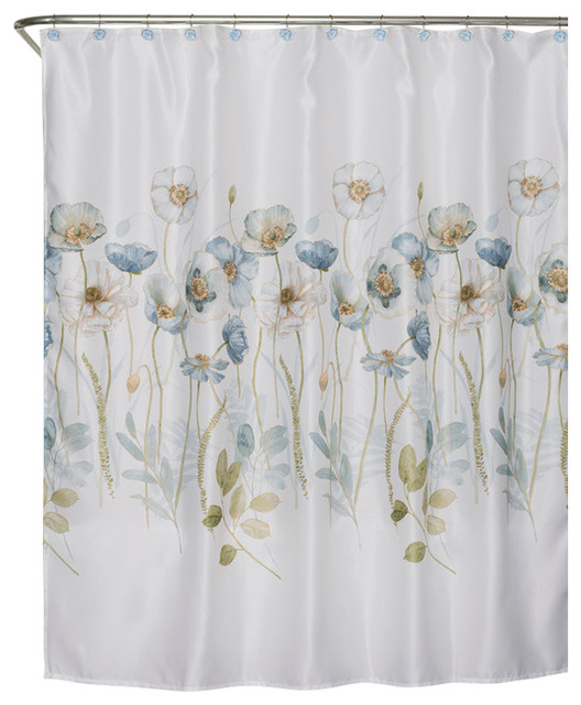 Esker Park Shower Curtain