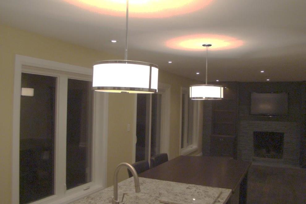 Kitchen/Family Room Renovation
