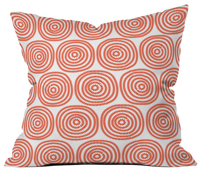 DENY Designs Khristian A Howell Vienna Swirls Throw Pillow