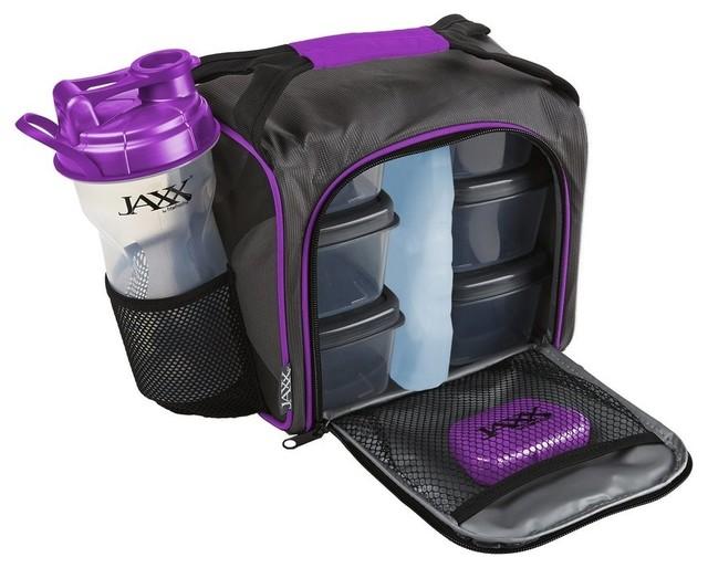 Jaxx Fitpak Meal Prep Bag.