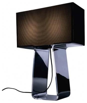 Purple Lamp Shades Table Lamps Futuristic Design Ideas