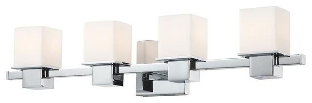 4 light vanity fixture bathroom home depot alico lexington bv9t41015 4light vanitylight white opal glass