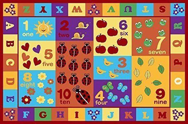 Kids Abc Educational Alphabet Letter