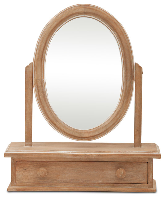 Gorgeous Dressing Mirror - Eclectic - Wall Mirrors - by Zeckos