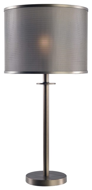 Grater Table Lamp.