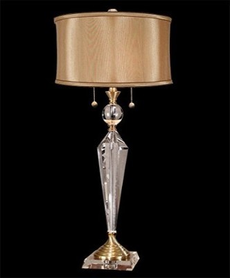 Strada Crystal Table Lamp