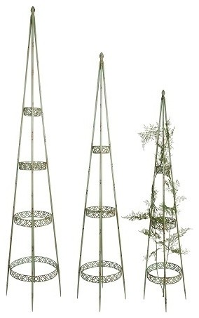 Industrial Heritage Obelisk - Set Of 3.